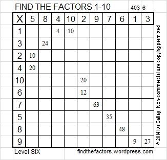 2014-03 Level 6 Answer