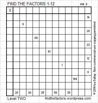 2014-14 Level 2