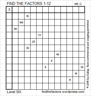 2014-16 Level 6