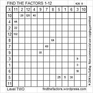 2014-26 Level 2 Factors