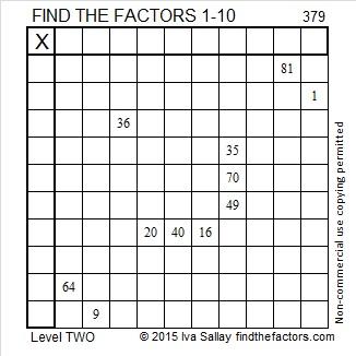 379 Puzzle