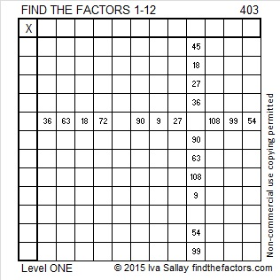 403 Puzzle