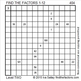 404 Puzzle