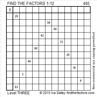 405 Puzzle