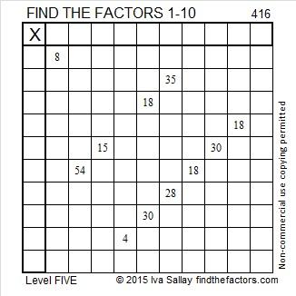 416 Puzzle