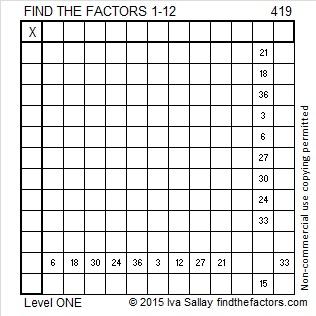 419 Puzzle