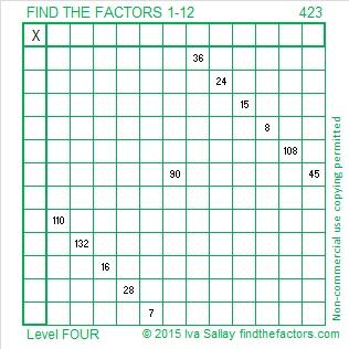 423 Puzzle