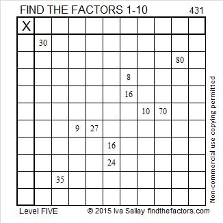 431 Puzzle