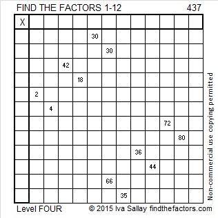 437 Puzzle