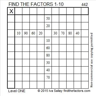 442 Puzzle