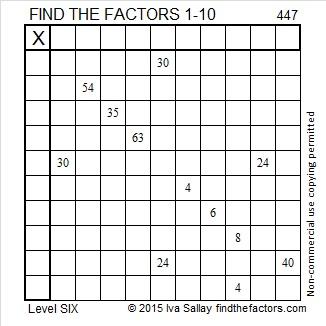 447 Puzzle