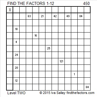 450 Puzzle