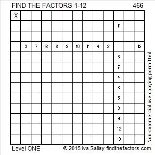 466 Puzzle