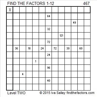 467 Puzzle