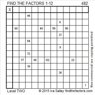 482 Puzzle