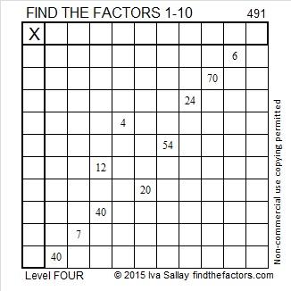491 Puzzle
