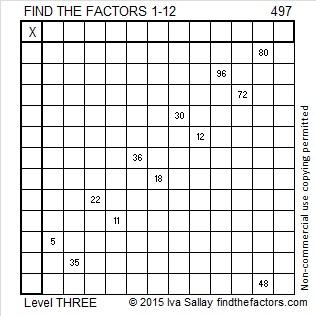 497 Puzzle
