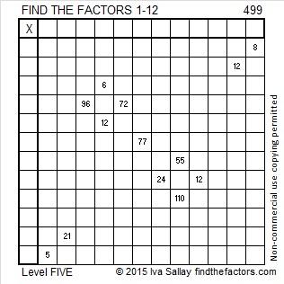 499 Puzzle
