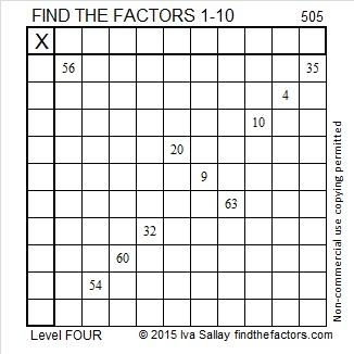 505 Puzzle