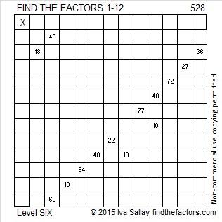 528 Puzzle