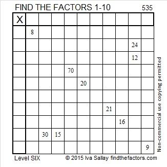 535 Puzzle