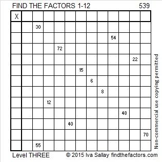 539 Puzzle