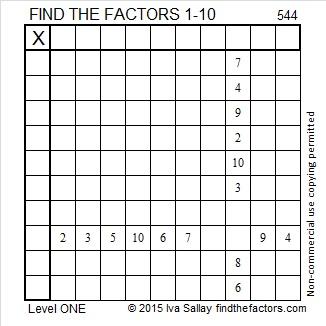 544 Puzzle