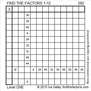 565 Puzzle
