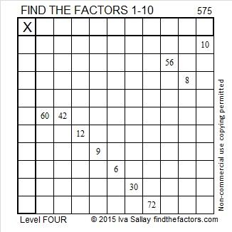 575 Puzzle