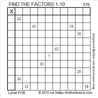 576 Puzzle