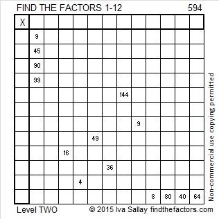 594 Puzzle