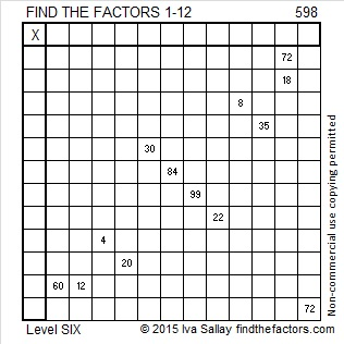 598 Puzzle