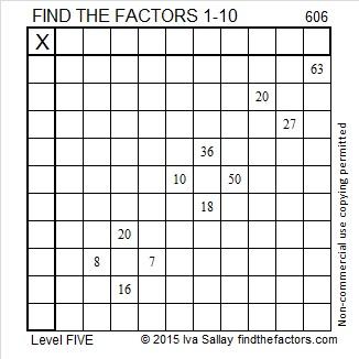 606 Puzzle