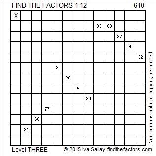 610 Puzzle