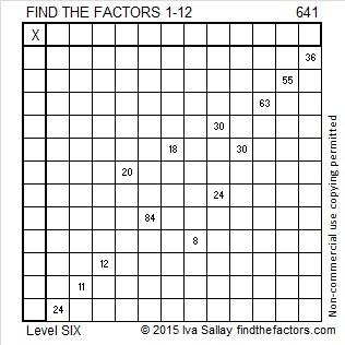 641 Puzzle