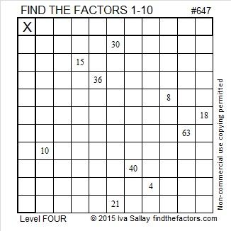 647 Puzzle