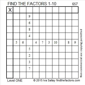 657 Puzzle