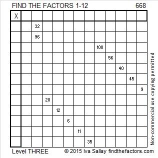 668 Puzzle
