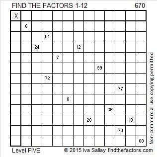 670 Puzzle