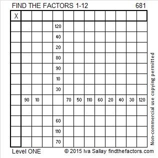 681 Puzzle