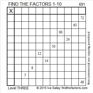 691 Puzzle