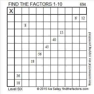 694 Puzzle
