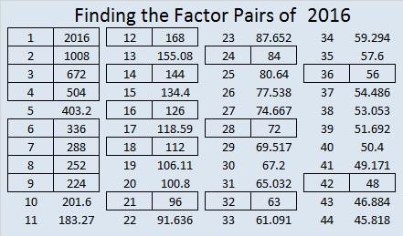 2016-factor-pairs