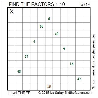 719 Puzzle