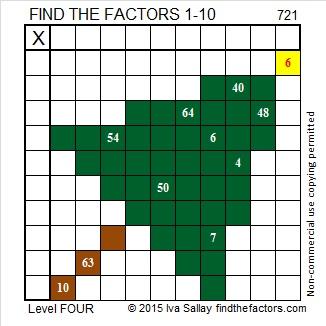 721 Puzzle