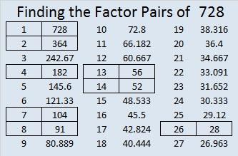 728-factor-pairs