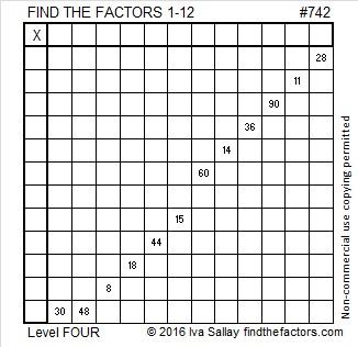 742 Puzzle