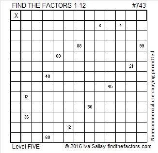 743 Puzzle