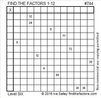 744 Puzzle