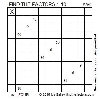750 Puzzle
